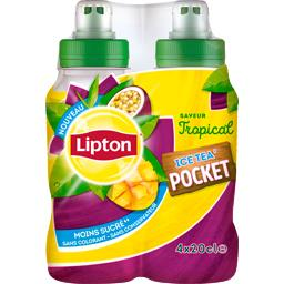 Ice Tea - Boisson Pocket saveur Tropical