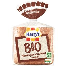 American sandwich complet BIO