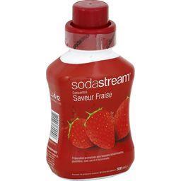 Concentré saveur fraise