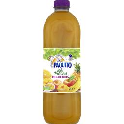 100% Pur Jus - Jus multifruits