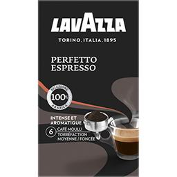 Café moulu Perfetto Espresso 6