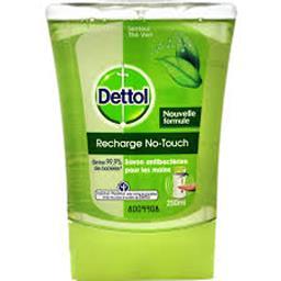 Recharge de savon No-Touch senteur thé vert