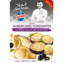 Sélection - Girasoli aubergines fondantes