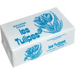 Beurre doux Les Tulipes