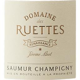 Saumur Champigny vin rouge, 2014