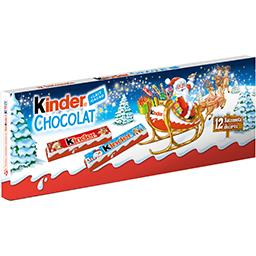 Chocolat - Barres chocolatées