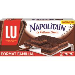 Napolitain - Le Gâteau choco