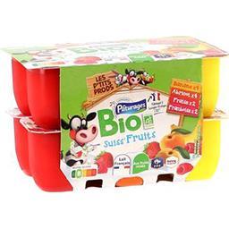 Suiss'Fruits - Fromage frais aux fruits BIO