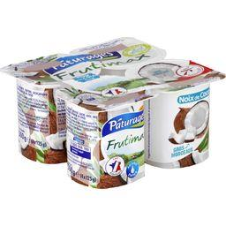 Frutimax - Yaourt brassé noix de coco