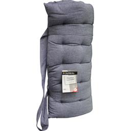 Matelas roulable 70x180 cm chambray