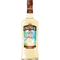 Old Nick Punch coco au rhum blanc
