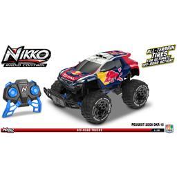 R/C 2008 Nikko Peugeot DKR Dakar 1/18 éme