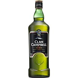 Clan Campbell Blended Scotch Whisky The Noble