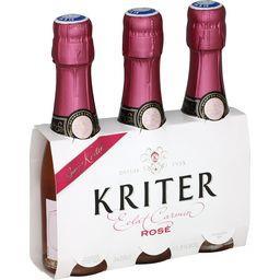 Eclat carmin, vin mousseux rosé - Kriter