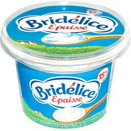 Bridelice Crème légère épaisse 15% MG