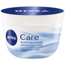 Care - Crème visage & corps nutrition intense