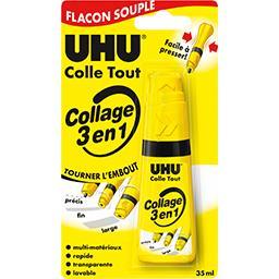 UHU Colle tout Twist & Glue avec solvant