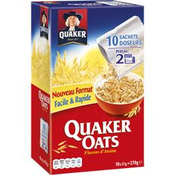 Flocons d'avoine Quaker Oats