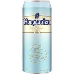Bière blanche originale aromatisée aux épices