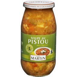 Jean Martin Soupe au pistou aux 7 légumes le bocal de 500 g