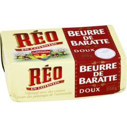 Beurre de baratte doux