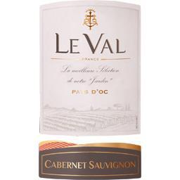 Vin de Pays d'Oc Cabernet Sauvignon, vin rouge