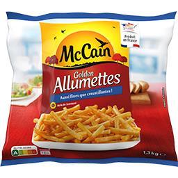 Golden allumettes