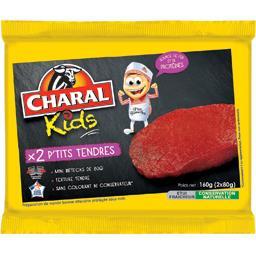 Kids - Steaks P'tits tendres
