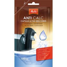 Détartrant liquide pour machines à capsules ou à dos...