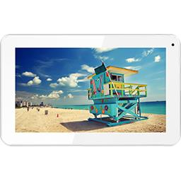 Pack Miami tablette 9'' + casque + support appui-tête