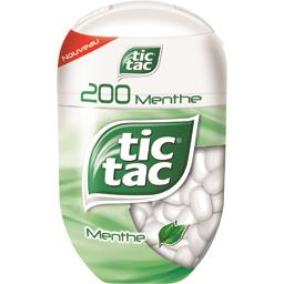 Tic Tac - Pastilles menthe