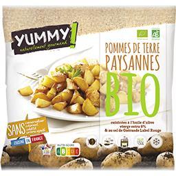 Pommes de terre paysannes BIO