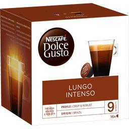 Dolce Gusto - Capsules de café Lungo Intenso