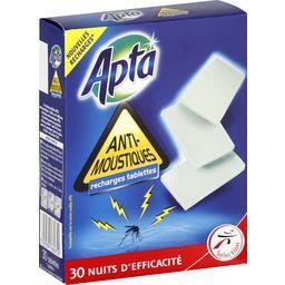 Recharges tablettes anti-moustiques