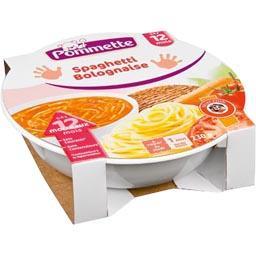 Spaghetti Bolognaise, dès 12 mois