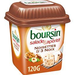 Salade & Apéritif - Bouchées fromagères noisettes & ...