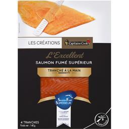 L'Excellent Saumon fumé supérieur