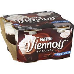 Le Viennois - Dessert lacté chocolat