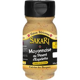 Mayonnaise au piment d'Espelette