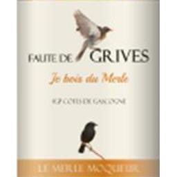 Vin de Pays Côtes de Gascogne Le Merle Moqueur, vin ...