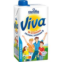 Viva - Lait source de 10 vitamines