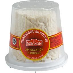 Chabichou du Poitou au lait pasteurisé
