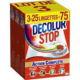 Décolor Stop - Lingettes anti décoloration