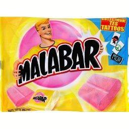 Bubble-gum goût tutti frutti