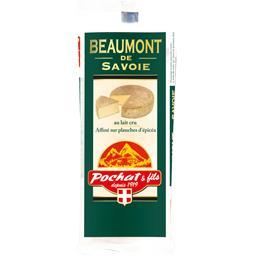 Beaumont de Savoie au lait cru