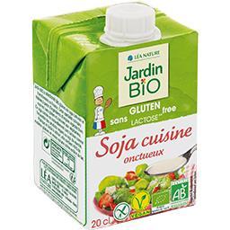 Soja cuisine onctueux BIO