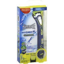 Rasoir-tondeuse Hydro 5 Groomer 4 en 1