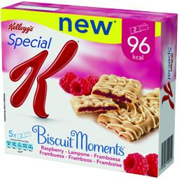 Special K - Biscuits Moments framboise