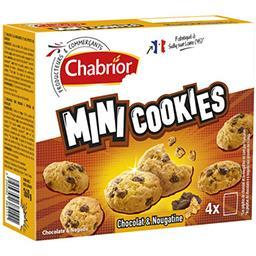 Mini Cookies Nougat' Choc'