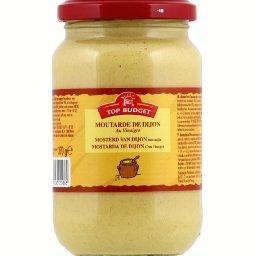 Moutarde de Dijon au vinaigre